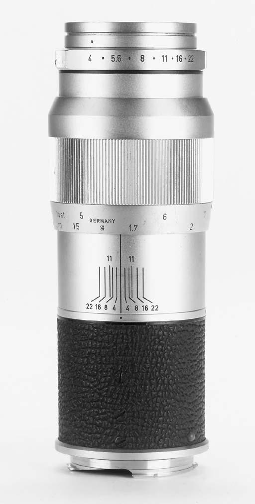 Elmar f/4 135mm. no. 1825223