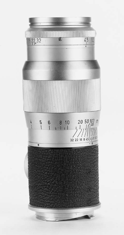 Hektor f/4.5 13.5cm. no. 13116