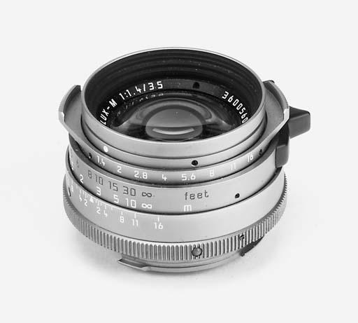 Summilux-M Titanium f/1.4 35mm