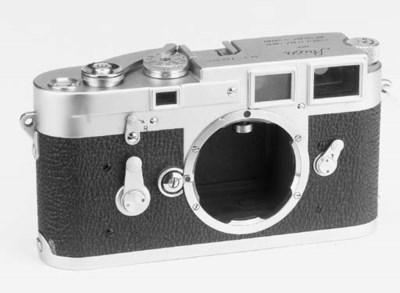 Leica M3 no. 748065