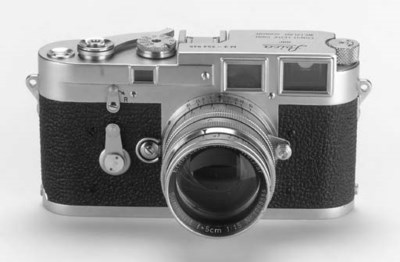 Leica M3 no. 754945