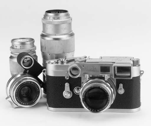 Leica M3 no. 899386