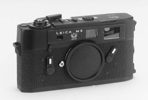 Leica M5 Anniversary 1375806