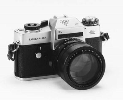 Leicaflex SL Olympic no. 13364