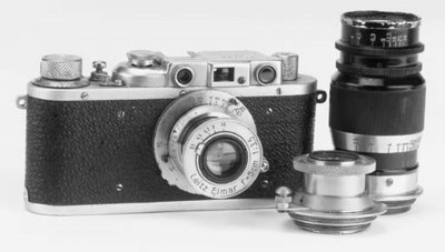 Leica IIIa copy no. 184576