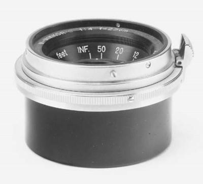 Nikkor f/4 2.5cm. no. 402767