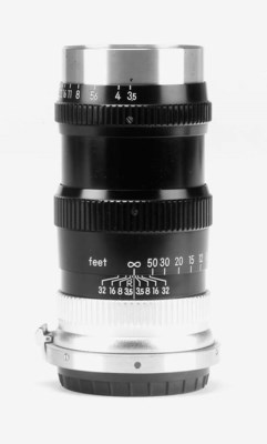 Nikkor-Q f/3.5 13.5cm. no. 279