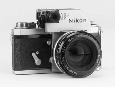 Nikon F no. 6538679
