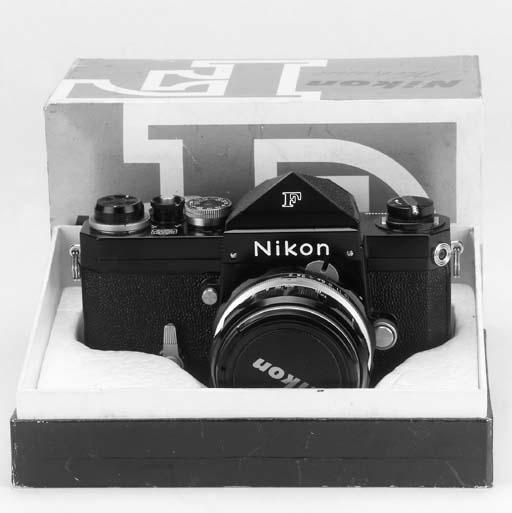 Nikon F no. 657330