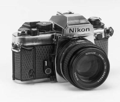 Nikon FA Gold no. 2003068