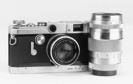 Canon VT De Luxe no. 54668
