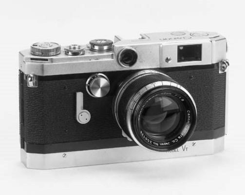 Canon VT no. 500390