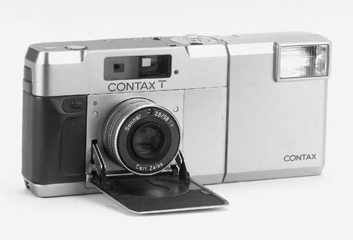 Contax T no. 063540