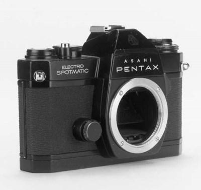 Pentax Spotmatic ES no. 552974