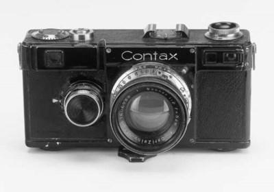 Contax I(f) no. Z25845