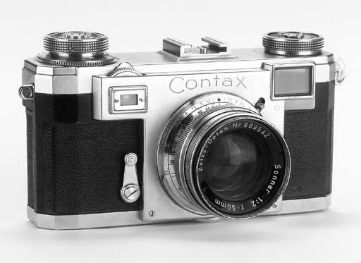 Contax IIa no. B91019