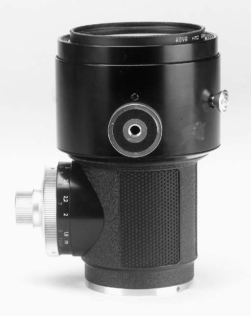 Sonnar f/2.8 180mm. no. 432843