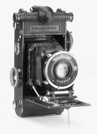 Prominent camera