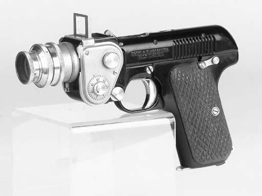 Doryu 2-16 gun camera no. 1027