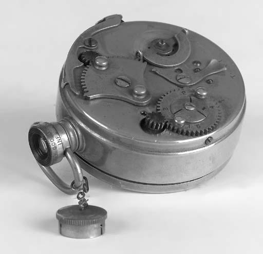 Ticka focal-plane camera