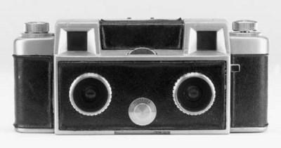 Dummy stereo camera