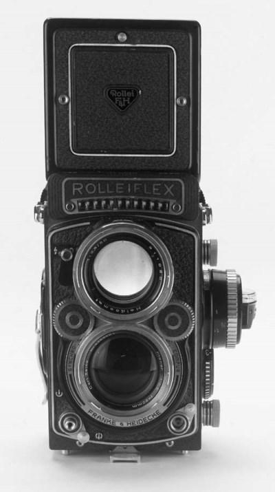 Rolleiflex 2.8F no. 2460520