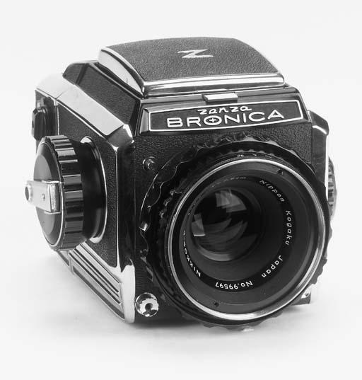 Bronica no. CB74262