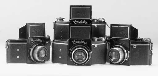 Exakta cameras