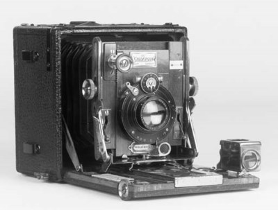 Sanderson hand camera no. 2309