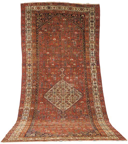 An antique Bijar-Malayir large