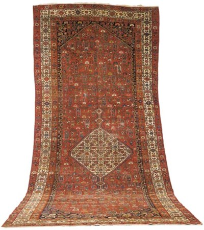 An antique Bijar-Malayir large