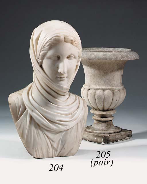 A Continental sculpted white m