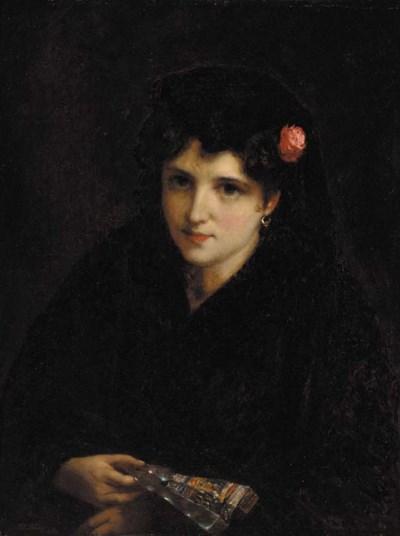William Oliver (fl.1865-1897)