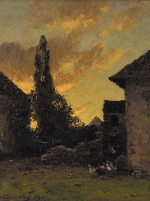 Louis Alexandre Bouché (1838-1