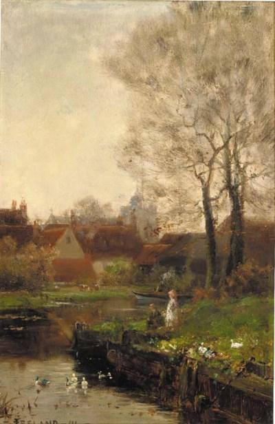 Thomas Ireland (exh.1880-1903)