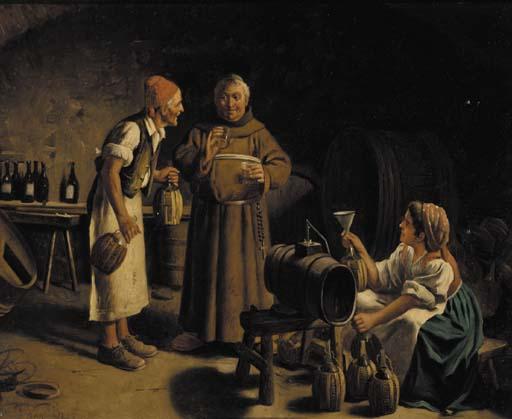 J. Van Beer, 19th/20th Century