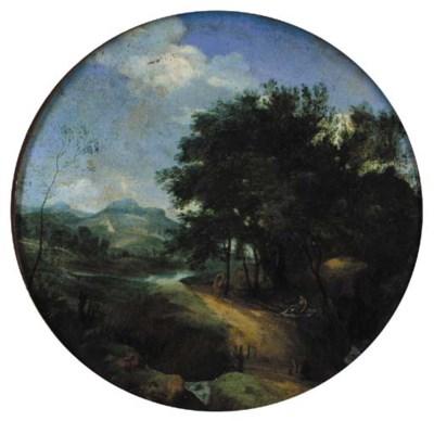Circle of Claude Gellée, calle
