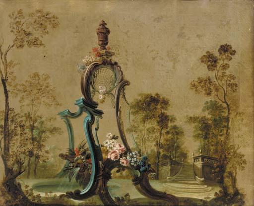 Manner of Jean-Baptiste Pillement