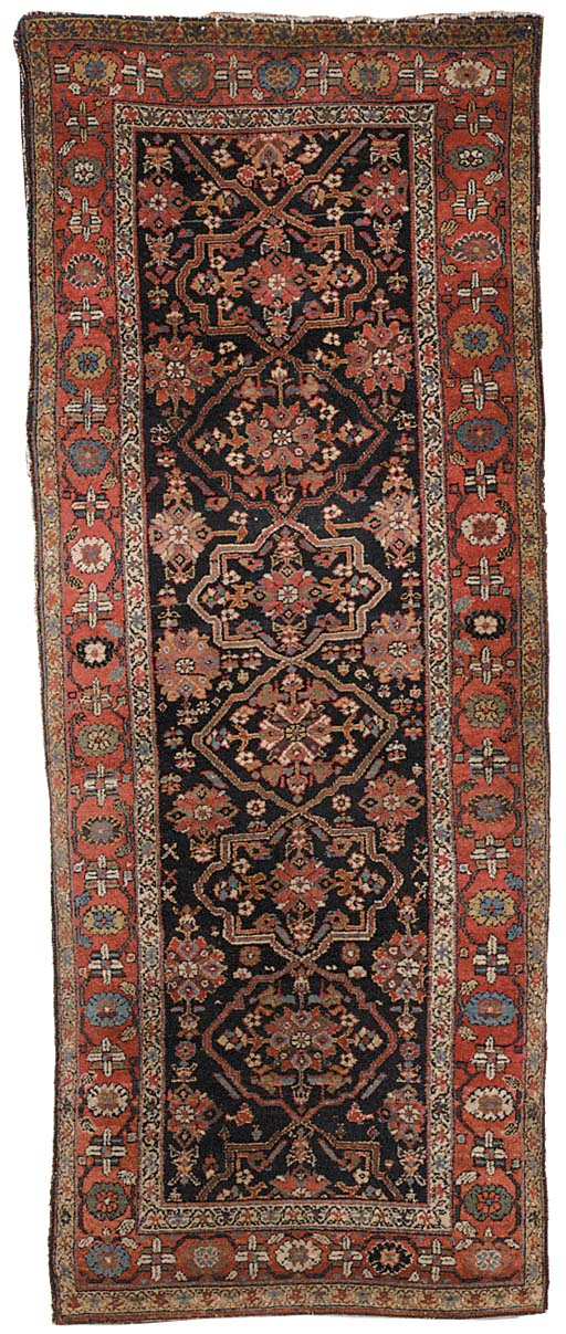A North-West Persian long rug