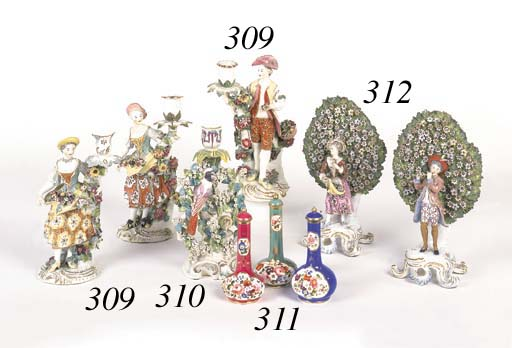 A Derby candlestick group