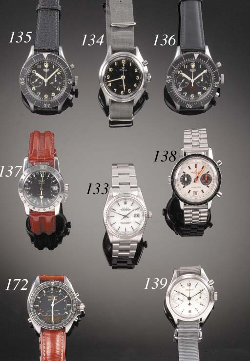BREITLING, A STAINLESS STEEL Q