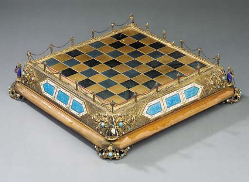 A continental enamelled and gi