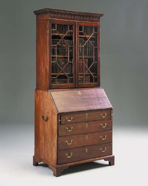 A Chinese hardwood bureau, lat