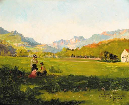 Leon Galand (1872-1960)