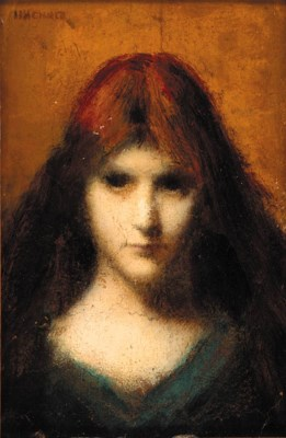 Jean-Jacques Henner (1829-1905