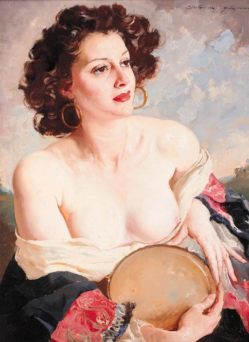 Maria Szantho (b.1898)