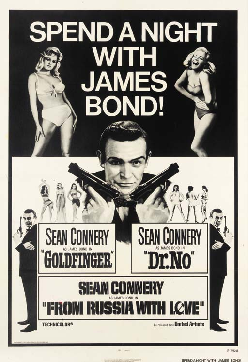 Spend A Night With James Bond
