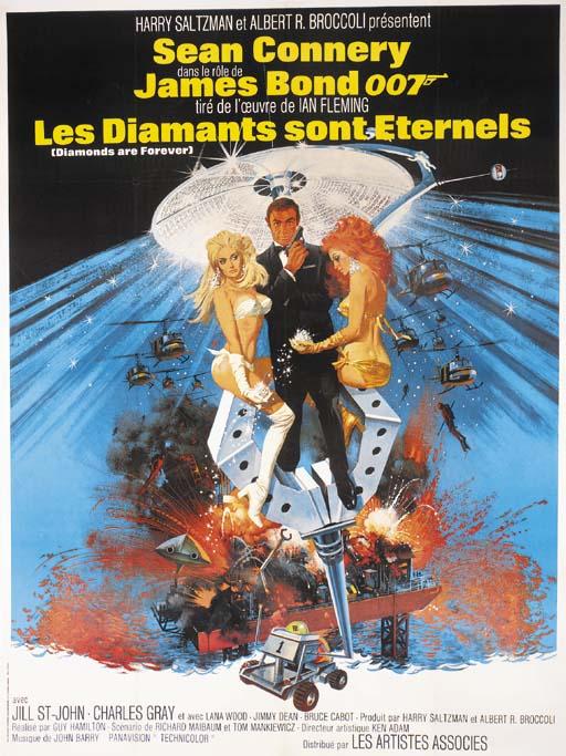 Diamonds Are Forever, 1971