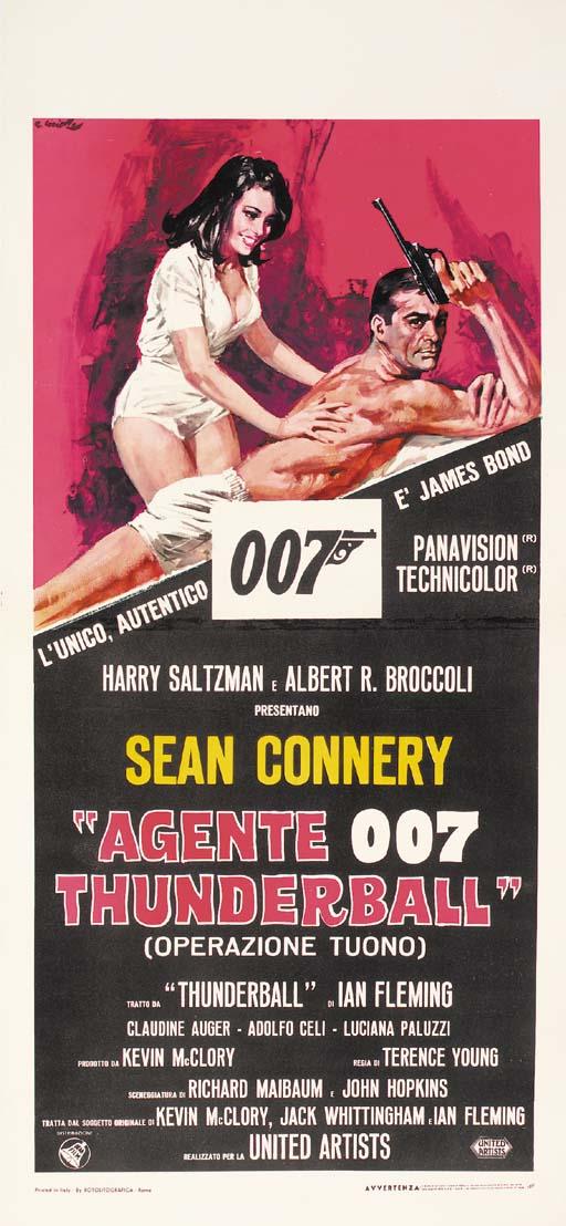 Thunderball, 1965