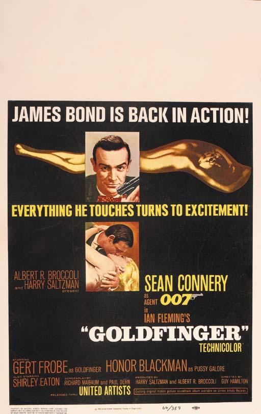 Goldfinger, 1964